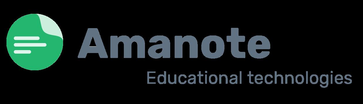 Amanote - Educational Technologies